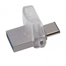 Kingston Memoria USB 3.1 + USB Tipo-C 64GB MicroDuo 3C